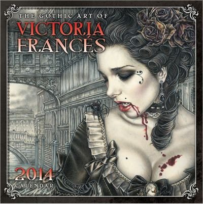 The Gothic Art of Victoria Frances (Calendar) - Common