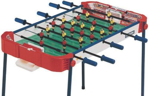 Villa giocattoli calcetto pressing calcio balilla for Prezzo calcetto balilla