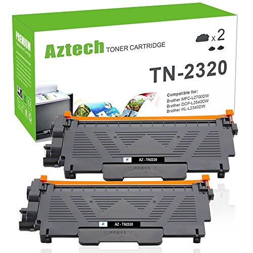 tibel für Toner Brother TN-2320 Brother Toner TN 2320 TN2320 für Toner Brother MFC L2700DW MFC-L2700DW Brother MFC-L2700DN MFC L2700DN ,Brother HL-L2340DW Toner HL-L2360DN Brother HL-L2360DN Brother HL-L2300D Toner Brother DCP-L2520DW DCP-L2500D Brother Drucker Toner (Brother Drucker Mfc-l2700dw)