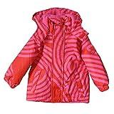Outburst - Mädchen Jacke Anorak Winterjacke Kapuzenjacke mit Fleece, rot - 6820417, Größe 104