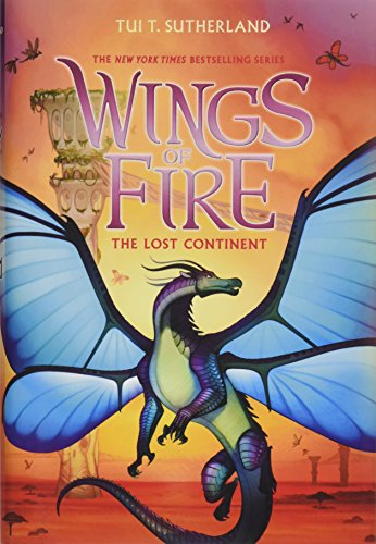 The Lost Continent (Wings of Fire 11)