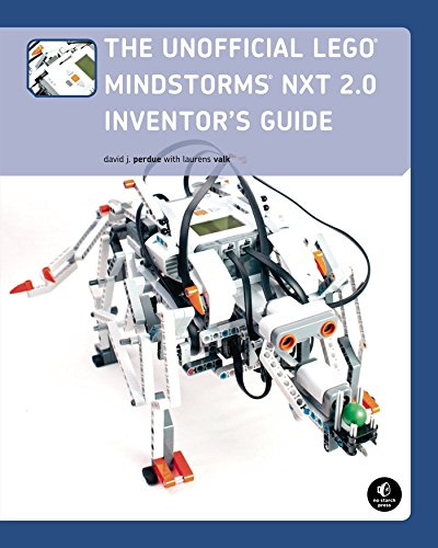 The Unofficial LEGO MINDSTORMS NXT 2.0 Inventor's Guide por David J. Perdue