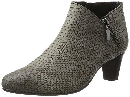 Gerry Weber Shoes Damen Lena 07 Stiefeletten, Grau 710, 37 EU