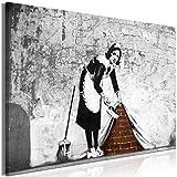 baodanla No Frame Single Woman Cleaning Ink Peinture Couleur 50X70CM-noyau de Peinture