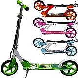 Deuba Scooter Roller Tretroller