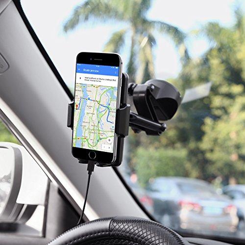 Aukey Handyhalterung Auto HD-C46 Windschutzscheibe
