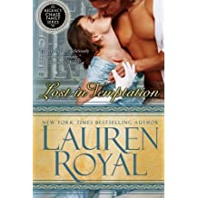 Lost in Temptation: Regency Chase Family Series Book 1 by Lauren Royal (2012-11-27)