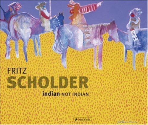 Fritz Scholder Indian Not Indian