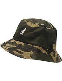 1933990e3a1 Amazon.co.uk  Green - Bucket Hats   Hats   Caps  Clothing
