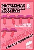 Problemas aritméticos (Matemáticas, cultura y aprendizaje)