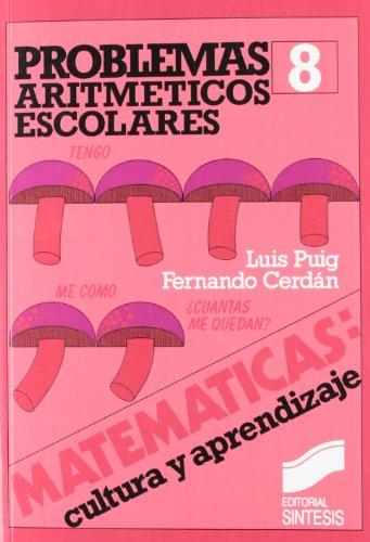 Descargar Libro Problemas aritméticos (Matemáticas, cultura y aprendizaje) de Luis Puig