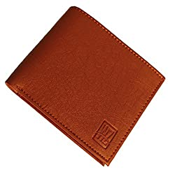 wenzest Tan Mens Casual Wallet (Tan)
