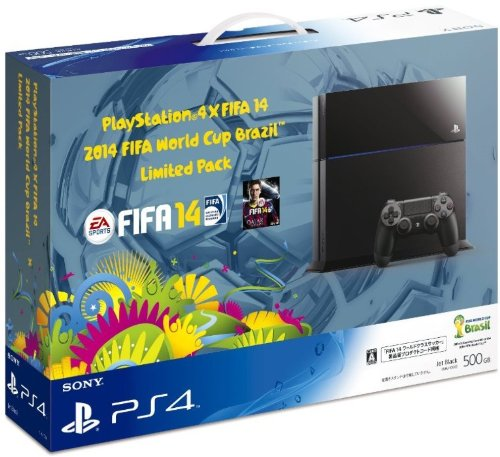 PlayStation 4�FIFA 14 2014 FIFA World Cup Brazil Limited Pack (PS4?????????FIFA 14???????????????? ?