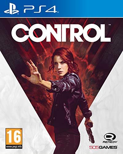 Control (PS4) +...