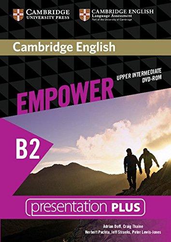 Cambridge English Empower B2: Presentation plus DVD-ROM