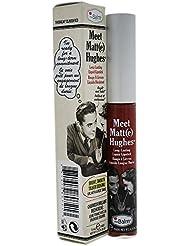 theBalm Meet Matte Hughes Liquid Lippenstift, Trustworthy,1er Pack (1 x 7.4 ml)