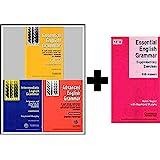 Cambridge Essential + Intermediate + Advanced English Grammar (Combo Pack of 3 Books Essential English Grammar…