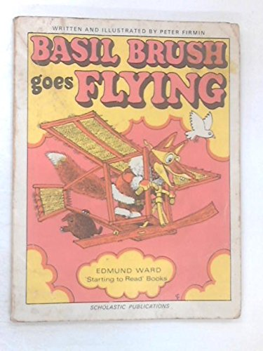 Basil Brush goes flying