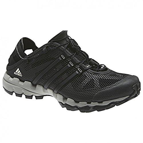 Adidas Outdoor HYDROTERRA SHANDAL Herren, - Black/Grey Rock/Chalk - Größe: 41EU