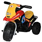 Brunte proudly presents Brunte Mini BMW Racing Battery Operated Sports Bike and 6V - 4.5aH Battery, 500mA charger and 6V- 390 motor can be operated manually with an electronic foot accelerator, which also functions as a brake when the foot is off the...