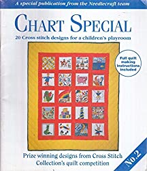 Chart Special. 20 cross stitch designs for a childrens playroom