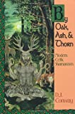 By Oak, Ash, & Thorn: Modern Celtic Shamanism (Llewellyn's Celtic Wisdom) by D.J. Conway (1994-01-08) - D.J. Conway