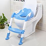 Baby Toddler Potty Training Toilet Ladder Seat Steps Assistant Potty For Toddler Child