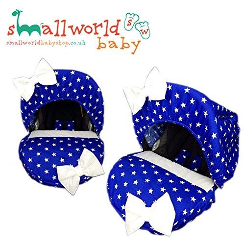 personalisierbar Royal Star Baby Auto Sitzbezug (Neugeborenen Auto Sitzbezüge)