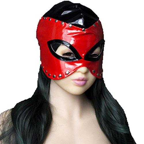 Ohmais Sex Toys Fetisch SM Sex Spielzeug BDSM Bondage Maske Kopfmaske Augenbinde Sexspielzeug Für Paare