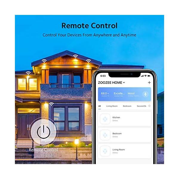 Presa-Intelligente-WiFi-16A-Smart-Plug-Zoozee-Presa-Smart-Wireless-Compatibile-con-AlexaGoogle-HomeIFTTT-Controllo-Remoto-e-Vocale-con-funzione-timer-4PCS