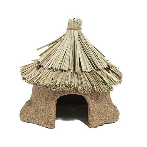 om Breaker Hütte zum Annagen und Spielen für Kleintiere, S (Dekor Spiele)