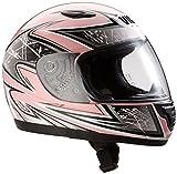 Protectwear SA03-PK-S Kinder Motorradhelm