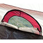 Skandika Waterproof Comanche Unisex Outdoor Frame Tent available in Red - 8 Persons 18