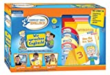 Hop 12797  Verrückt nach Englisch  Lernkoffer spielerisch Englisch lernen für Kinder im Kindergarten oder Grundschule