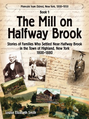 The Mill on Halfway Brook by Louise Elizabeth Smith (2010-02-23)