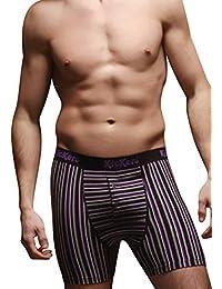 Kickers - Boxer - Homme Violet Violet Taille Unique