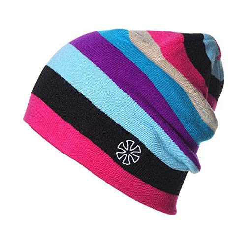 HATCHMATIC Winter Ski Hut Snowboard Winter Ski Skating Skullies Caps Hte Mtzen Kopf warm fr Mnner Frauen: 02, eine Grße