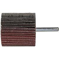 5pcs 2.35mm Schaft 6mm Durchm Schleifstifte Scheibenform Kopf Schleifen Diamant