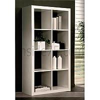 Amazon.fr : bibliotheque design laque blanc - Voir aussi les ...