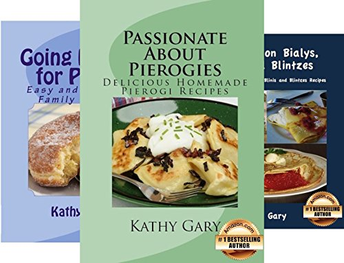 Easy Ethnic Dishes (4 Book Series)