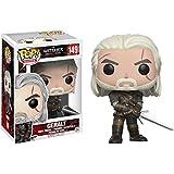 Funko - Geralt figura de vinilo, colección de POP, seria The Witcher (6366)
