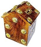 Nisar Handicrafts Antique Wooden Money B...