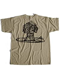 Old Skool Hooligans As Used by Traffic T shirt - John Barleycorn Wheatsheaf