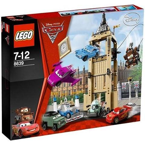 LEGO 8639 Cars 2 - Acción en el Big Ben