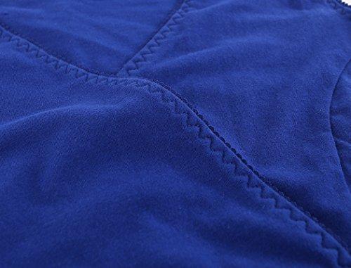 Still-Shirt, Topwhere® Umstandsmode Unterwäsche Schwangeres Stillen Nursing Schwangerschaft Top Blue