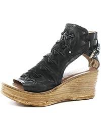 34a91b7581a1 Suchergebnis auf Amazon.de für  airstep sandale schwarz - Nicht ...