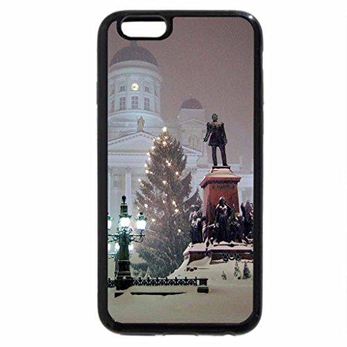 iPhone 6S / iPhone 6 Case (Black) Helsinki