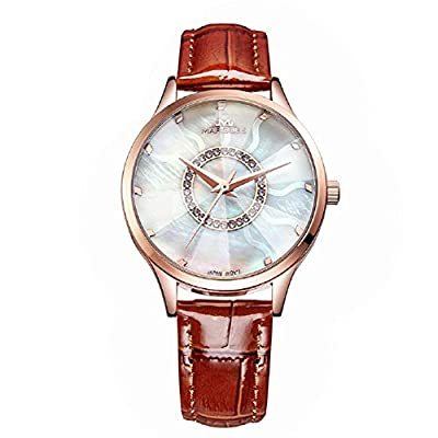 Fashion Diamond watches, waterproof women's quartz women's table - cheap UK light shop.