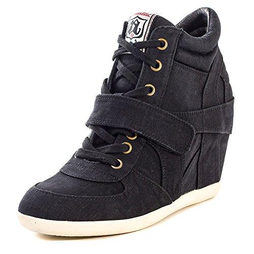 Ash Chaussures Bowie Baskets Noir Femme Noir