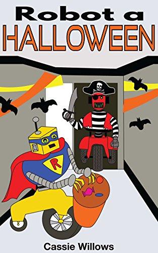 Robot a Halloween: Italian Language Edition (Amici del robot Vol. 6) (Italian Edition)